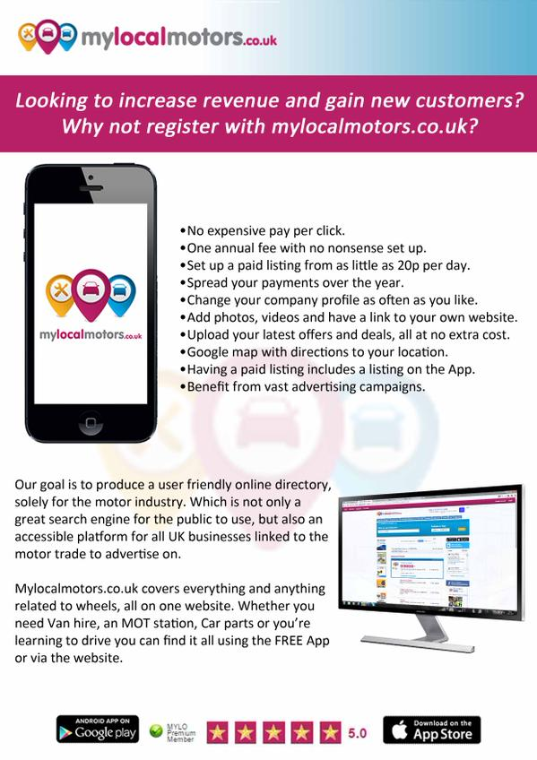 MLM web site and App