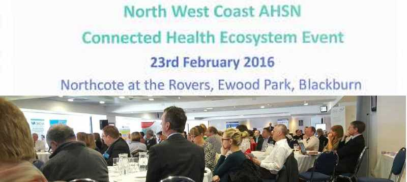 NWCASHN Connected Health Ecosystem Event February 2016